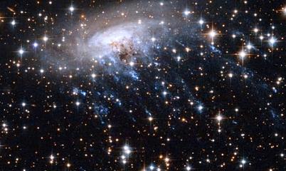 "NASA: Σπειροειδής γαλαξίας διαλύεται ""εις τα εξ ων συνετέθη"" (video)"