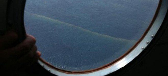 Ακαρπες οι έρευνες για την πτήση της Malaysia Airlines: Το κίτρινο αντικείμενο που επέπλεε δεν ήταν σωστική λέμβος