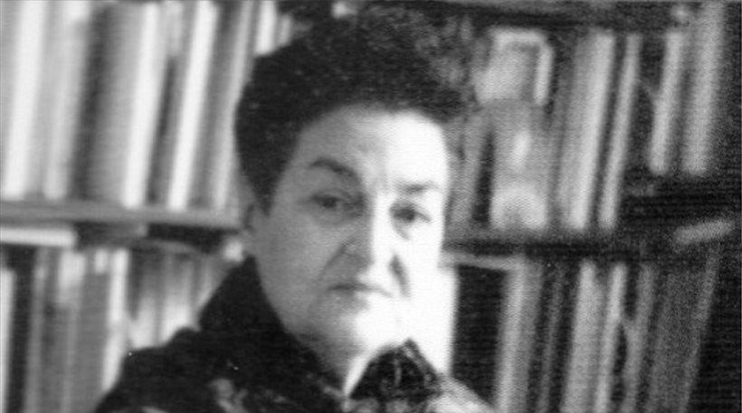 «Έφυγε» από τη ζωή η Λαρισαία πεζογράφος Βασιλική Παπαγιάννη