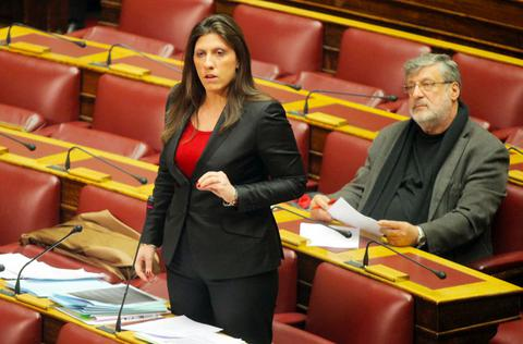 Μαρκογιαννάκης για Κωνσταντοπούλου: «Εαν δεν μιλούσε αυτή, δεν θα μπορούσε»