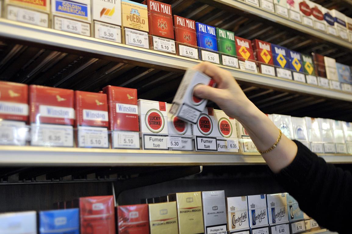 Αλλαγές στη σήμανση των τσιγάρων -Το τσιπάκι «όπλο» για την καταπολέμηση του λαθρεμπορίου