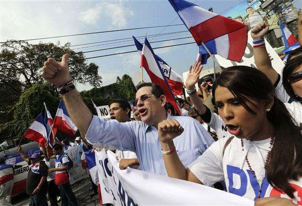 Ελ Σαλβαδόρ: Εκλέχθηκε πρόεδρος ένας πρώην αντάρτης
