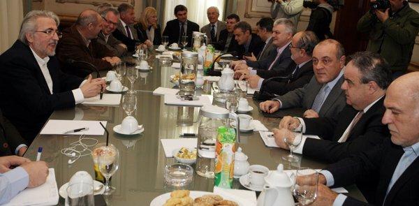 Συμφωνία για την ανανέωση της γενικής συλλογικής σύμβασης εργασίας