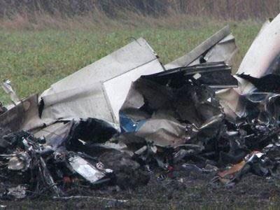 Συντριβή αεροσκάφους στη Ν. Αφρική - Τρεις νεκροί