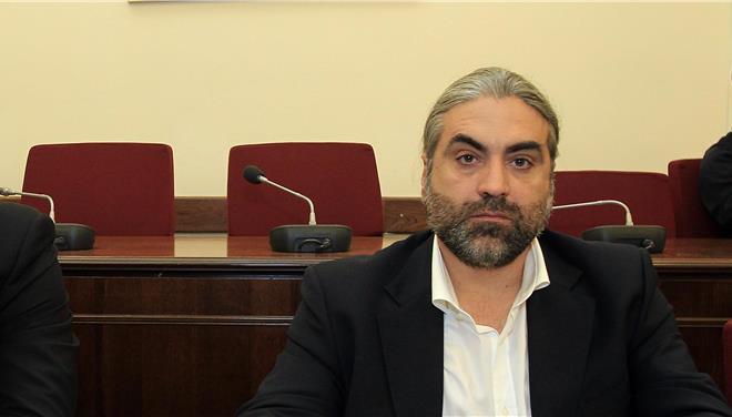 Ανεξαρτητοποιήθηκε ο χρυσαυγίτης βουλευτής Χρυσοβαλάντης Αλεξόπουλος