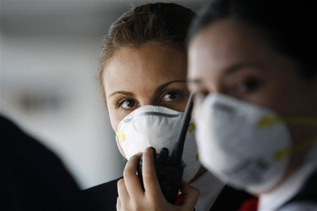 Αγγλία: Ενας στους τέσσερις ασθενείς με γρίπη Η1Ν1 εμφανίζει συμπτώματα