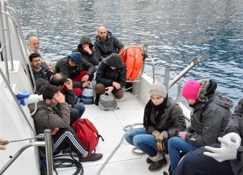 Επτά νεκροί μετανάστες και δύο αγνοούμενοι ανοιχτά της Μυτιλήνης