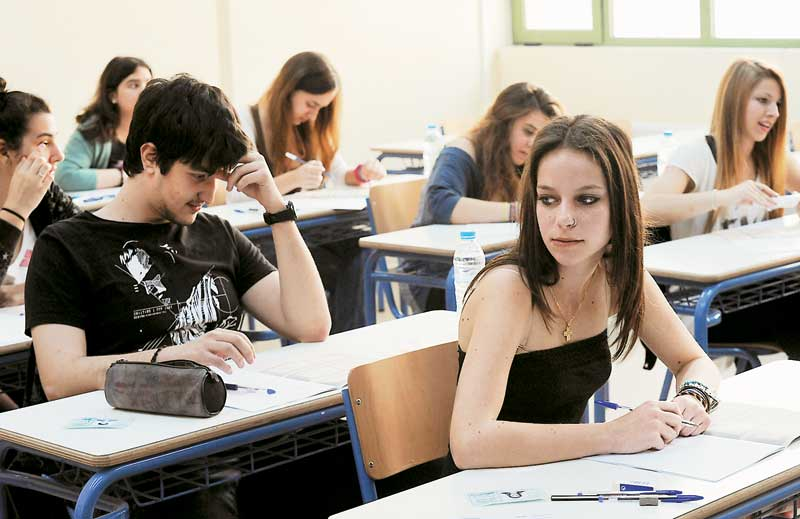 Ανατροπές στις Πανελλαδικές Εξετάσεις -Πού αυξάνονται και πού μειώνονται οι θέσεις σε ΑΕΙ και ΤΕΙ