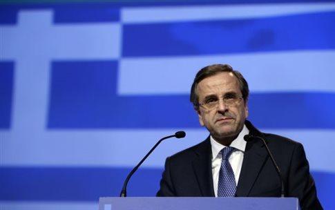 Κάλεσμα για τη «Νέα Ελλάδα» ετοιμάζει ο Αντώνης Σαμαράς