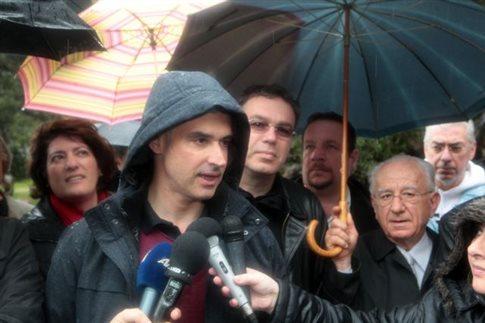 Σπηλιωτόπουλος: Η μυρωδιά της κεντρικής Αθήνας είναι ούρα και κόπρανα