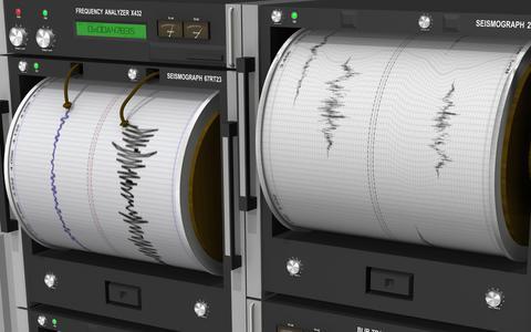 Ασθενής σεισμική δόνηση 4,1 Ρίχτερ στην Ηλεία