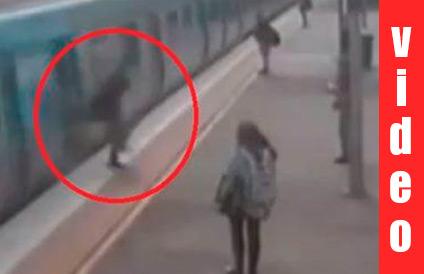 Ελληνοαυστραλός πήδηξε από τρένο εν κινήσει