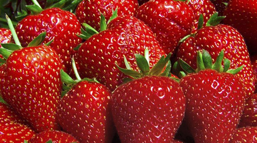 Οι φράουλες μειώνουν τη χοληστερόλη