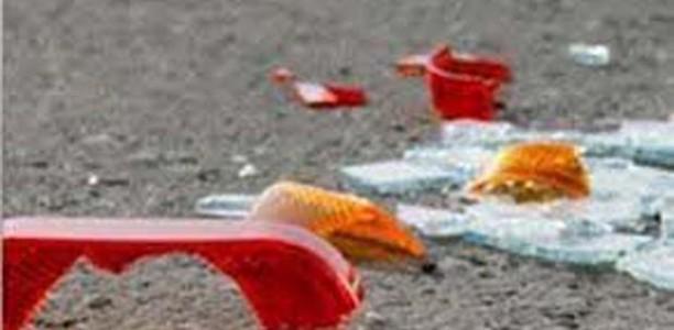 Δύο τραυματίες από τροχαίο στην επαρχιακή οδό Λάρισας – Τυρνάβου