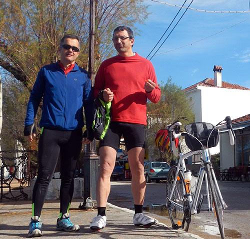 Από το Βόλο με ποδήλατο στη Σαχάρα!