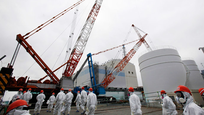 Αναστέλλεται επ' αόριστον o καθαρισμός ραδιενεργού νερού στη Φουκουσίμα