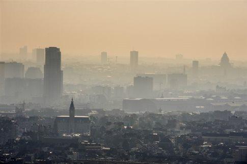 ΠΟΥ: Η ατμοσφαιρική ρύπανση ευθύνεται για 7 εκατομμύρια θανάτους το 2012