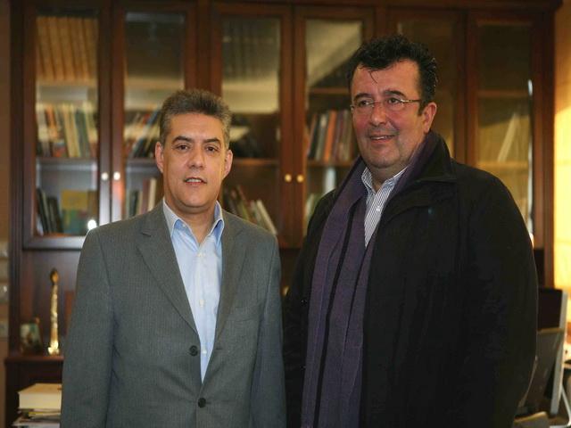 Υποψήφιος με τον Κώστα Αγοραστό ο δήμαρχος Σκιάθου Ν. Πλωμαρίτης