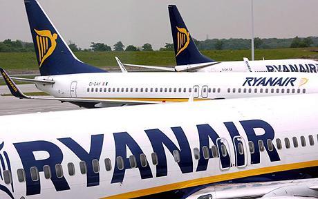 Αθήνα-Λονδίνο δύο φορές την ημέρα με εισιτήριο 40 ευρώ ανακοίνωσε η Ryanair