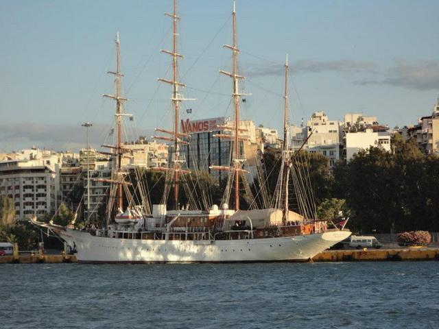Κρουαζιερόπλοιο με ιστορία