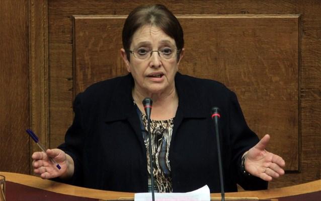 Αλ.Παπαρήγα: Συμφωνούμε με την πρόταση δυσπιστίας
