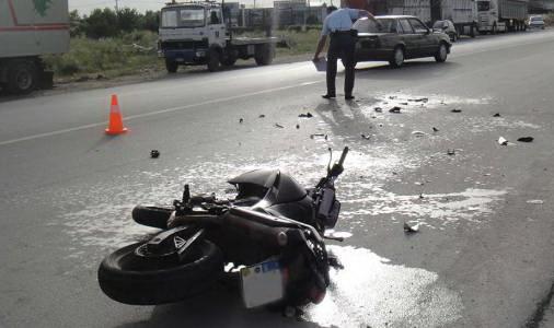 Τραυματίστηκε σοβαρά 19χρονος μοτοσικλετιστής