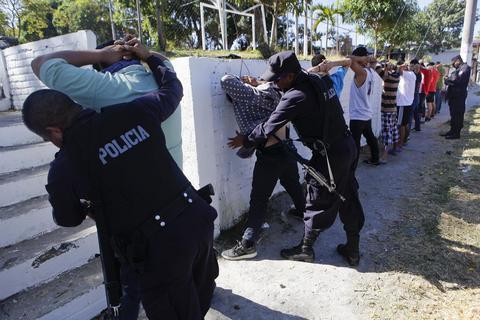 Ελ Σαλβαδόρ: 794 δολοφονίες μέσα σε τρεις μήνες