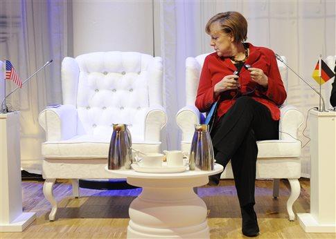Βερολίνο: Θαυμασμός της καγκελαρίου για τον δύσκολο δρόμο της Ελλάδας