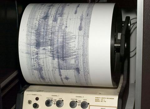 Σεισμός 5,6 Ρίχτερ νοτιοανατολικά της Υδρας