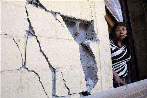 Χιλή: Βρέφος έξι ημερών το τελευταίο θύμα του καταστροφικού σεισμού