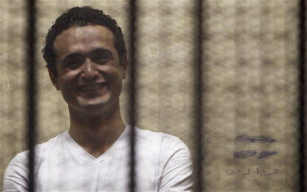 Αιγυπτιακό δευτεροβάθμιο δικαστήριο επιβεβαίωσε ποινές τριών ακτιβιστών