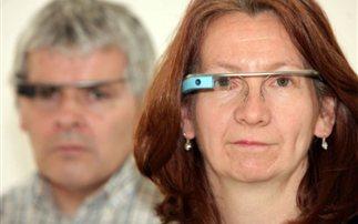Γυαλιά-υπολογιστές της Google σε ασθενείς με Πάρκινσον