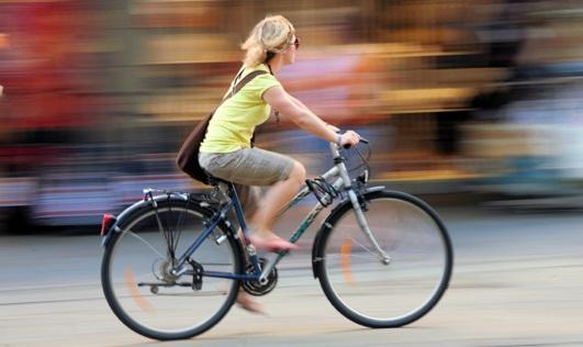 Διαμαρτυρία με ποδήλατα