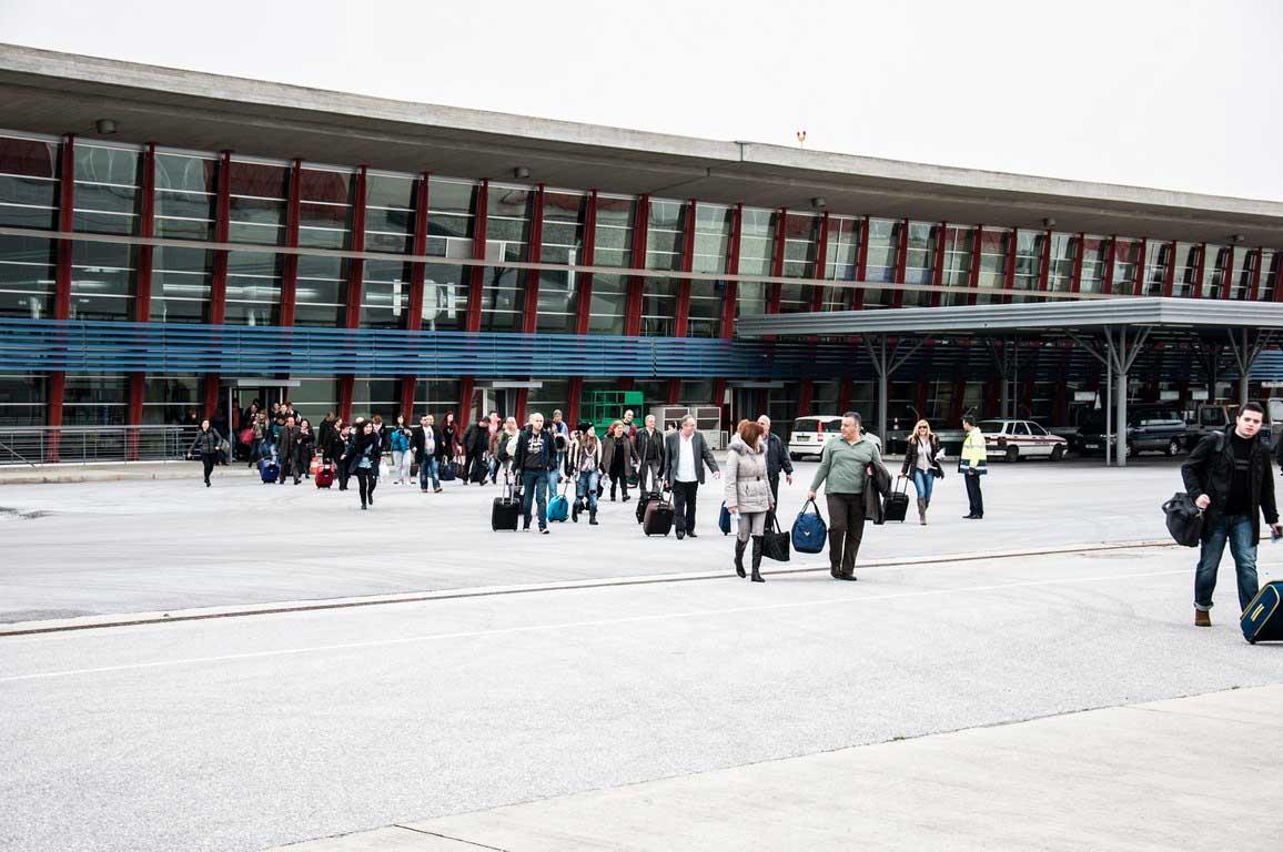 Πρώτη πτήση από Μόναχο
