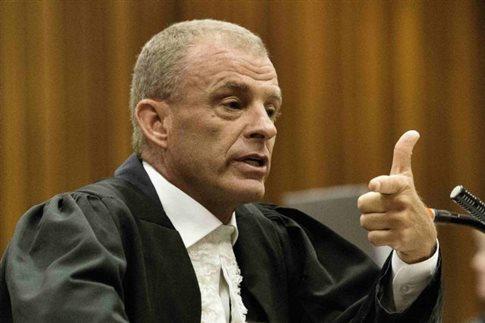 Δριμεία επίθεση του εισαγγελέα κατά του Όσκαρ Πιστόριους
