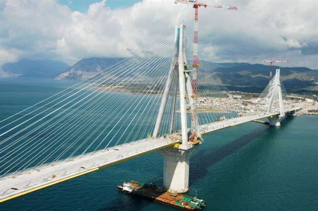 Δέκα χρόνια γιορτάζει η γέφυρα Ρίου - Αντιρρίου