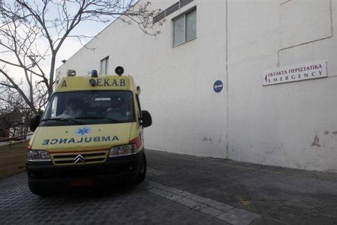 Με προσωπικό ασφαλείας νοσοκομεία, κέντρα υγείας και ΕΚΑΒ