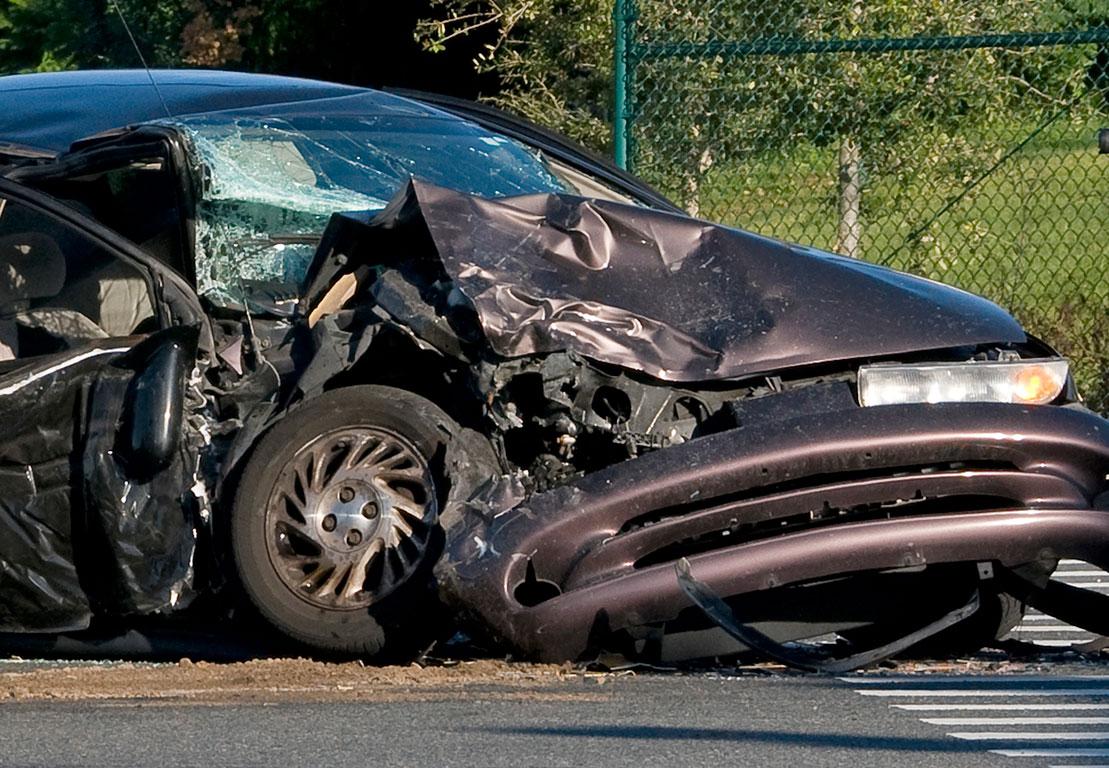 24 τροχαία ατυχήματα στη Θεσσαλία το Μάρτη