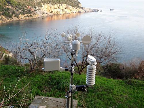 Ερασιτεχνικό ραδιοτηλεσκόπιο ~ ΕΓΚΑΘΙΣΤΑΤΑΙ ΣΤΗ ΣΚΟΠΕΛΟ