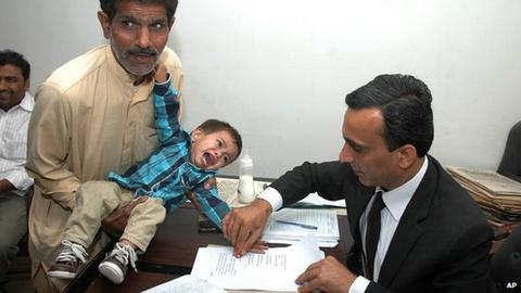 Πακιστάν: «Αθώο» το βρέφος που κατηγορήθηκε για...απόπειρα ανθρωποκτονίας