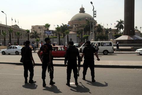 Αίγυπτος: Ενας φοιτητής νεκρός σε επεισόδια στο Πανεπιστήμιο του Καϊρου