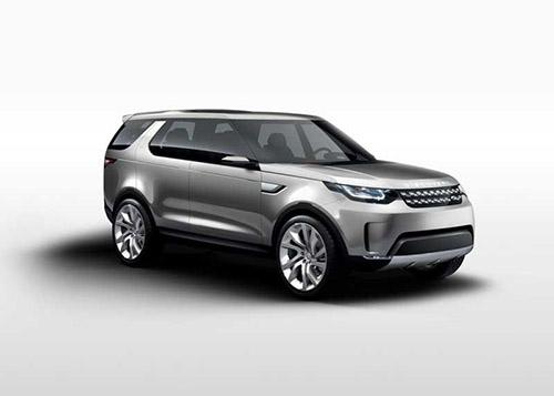 Land Rover Discovery Vision Concept: Ματιές στο μέλλον