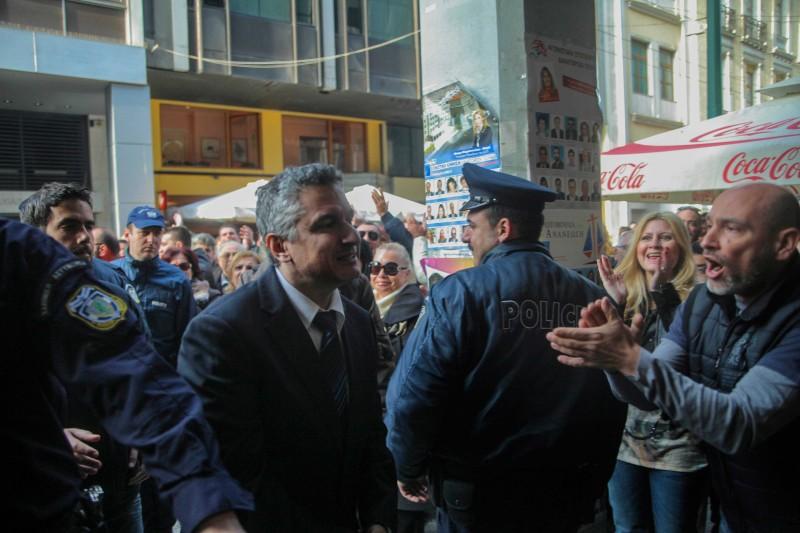 Αποφυλακίζεται με εγγύηση ο πρόεδρος της ΕΤΕΚΑ Γιώργος Σπανός -Κατηγορείται για λαθρεμπόριο καυσίμων