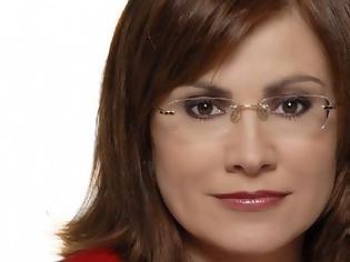 H Μαρία Σπυράκη έκανε προεκλογικό σποτ τα ρεπορτάζ της στο Mega [βίντεο]