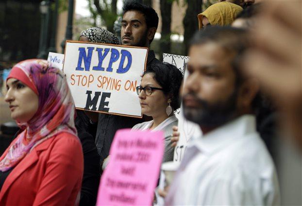 Η αστυνομία Νέας Υόρκης σταματά το «φακέλωμα μουσουλμάνων»