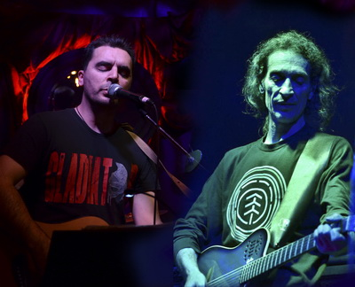 Συναυλία Γ. Μήτση και Ν. Μεργιαλή