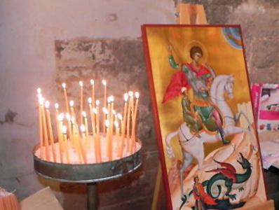 Αναβλήθηκε η προγραμματισμένη Θεία Λειτουργία στον Άγιο Γεώργιο Εξορινό στην κατεχόμενη Αμμόχωστο