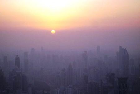 Η ατμοσφαιρική ρύπανση στην Ασία επηρεάζει τον καιρό στην Αμερική