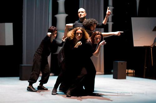 Θεατρική παράσταση με τη συμμετοχή του κοινού