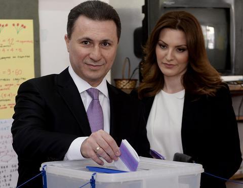 Διπλή νίκη Γκρούεφσκι, φωνάζει η αντιπολίτευση